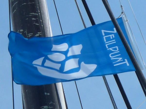 Zeilpunt vlag